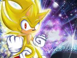 Jugar gratis al juego Super Sonic Click en la categoria Juegos de
